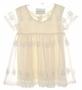 "<img src=""https://p11.secure.hostingprod.com/@grammies-attic.com/ssl/images/blue-sold-1.gif""> Elena Collection Cream Party Dress with Hat"