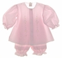 "<img src=""https://p11.secure.hostingprod.com/@grammies-attic.com/ssl/images/blue-sold-1.gif""> NEW Garden of Angels Embroidered Pantaloon Set in Pink or White with Pintucks and Lace"