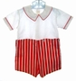 "<img src=""https://p11.secure.hostingprod.com/@grammies-attic.com/ssl/images/blue-sold-1.gif""> Red and White Button on Shorts Set"