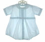 "<img src=""https://p11.secure.hostingprod.com/@grammies-attic.com/ssl/images/blue-sold-1.gif""> Feltman Brothers Romper with Pintucks and Embroidered Collar in Pale Blue or Pale Yellow"