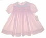 "<img src=""https://p11.secure.hostingprod.com/@grammies-attic.com/ssl/images/blue-sold-1.gif"">NEW Petit Ami Pink Smocked Dress with Embroidered Flowers"