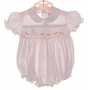 "<img src=""https://p11.secure.hostingprod.com/@grammies-attic.com/ssl/images/blue-sold-1.gif""> Feltman Brothers Pink Smocked Bubble with Bunny Embroidery"