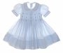 "<img src=""https://p11.secure.hostingprod.com/@grammies-attic.com/ssl/images/blue-sold-1.gif""> Feltman Brothers Blue Smocked Toddler Dress with Embroidered Blue Flowers"