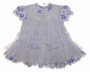"<img src=""https://p11.secure.hostingprod.com/@grammies-attic.com/ssl/images/blue-sold-1.gif""> Bryan Blue Flowered Baby Dress with White Dotted Pinafore"