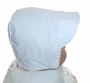 White Pintucked Hat for Baby Boys