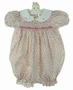 "<img src=""https://p11.secure.hostingprod.com/@grammies-attic.com/ssl/images/blue-sold-1.gif""> Polly Flinders Pink Rosebud Print Smocked Bubble with White Scalloped Collar"