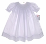 "<img src=""https://p11.secure.hostingprod.com/@grammies-attic.com/ssl/images/blue-sold-1.gif""> NEW Petit Ami Lavender Bishop Smocked Baby Dress"