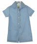 NEW Rosalina Blue Checked Shortall