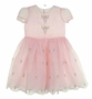 """<img src=""""https://p11.secure.hostingprod.com/@grammies-attic.com/ssl/images/blue-sold-1.gif""""> Heirloom 1950s Unworn Madeira Pink Embroidered Organdy Party Dress"""