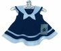 "<img src=""https://p11.secure.hostingprod.com/@grammies-attic.com/ssl/images/blue-sold-1.gif""> NEW Good Lad Navy Sleeveless Sailor Dress with White Collar and Matching Beret"