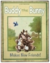 "<img src=""https://p11.secure.hostingprod.com/@grammies-attic.com/ssl/images/blue-sold-1.gif""> NEW Vintage Style Tin Storybook Sign ""Buddy the Bunny"""