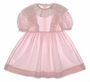 "<img src=""https://p11.secure.hostingprod.com/@grammies-attic.com/ssl/images/blue-sold-1.gif""> Polly Flinders Pink Striped Dress with White Eyelet Ruffled Collar"