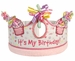 NEW Happy Birthday Crown for Boys or Girls
