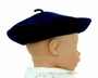 NEW Navy Wool Beret for Babies or Toddlers