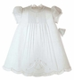 "<img src=""https://p11.secure.hostingprod.com/@grammies-attic.com/ssl/images/blue-sold-1.gif"">NEW Feltman Brothers Mid-Length Pintucked Christening Gown and Bonnet With Lace Insertion"