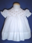 "<img src=""https://p11.secure.hostingprod.com/@grammies-attic.com/ssl/images/blue-sold-1.gif""> Polly Flinders White Smocked Dress with Red Rosebuds"