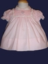 "<img src=""https://p11.secure.hostingprod.com/@grammies-attic.com/ssl/images/blue-sold-1.gif""> Polly Flinders Pink Smocked Dress with Lace Trim"