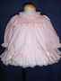 "<img src=""https://p11.secure.hostingprod.com/@grammies-attic.com/ssl/images/blue-sold-1.gif""> Polly Flinders Pink Smocked Dress with Ruffles & Lace"