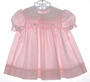 "<img src=""https://p11.secure.hostingprod.com/@grammies-attic.com/ssl/images/blue-sold-1.gif""> Polly Flinders Pale Pink Smocked Dress with White Eyelet Collar"