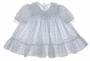 "<img src=""https://p11.secure.hostingprod.com/@grammies-attic.com/ssl/images/blue-sold-1.gif""> Polly Flinders Pink and Blue Flowered Smocked Baby Dress with White Ruffled Collar"