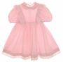 "<img src=""https://p11.secure.hostingprod.com/@grammies-attic.com/ssl/images/blue-sold-1.gif""> Polly Flinders Pink Striped Dress with White Eyelet Trim"
