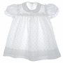 "<img src=""https://p11.secure.hostingprod.com/@grammies-attic.com/ssl/images/blue-sold-1.gif""> Polly Flinders White Smocked Toddler Dress with Lace Overlay"
