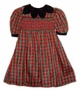 "<img src=""https://p11.secure.hostingprod.com/@grammies-attic.com/ssl/images/blue-sold-1.gif""> Polly Flinders Red Plaid Smocked Taffeta Little Girls Dress"