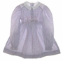 "<img src=""https://p11.secure.hostingprod.com/@grammies-attic.com/ssl/images/blue-sold-1.gif""> Polly Flinders Lilac Flowered Smocked Dress with White Collar and Cuffs"