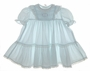 "<img src=""https://p11.secure.hostingprod.com/@grammies-attic.com/ssl/images/blue-sold-1.gif""> Polly Flinders Pale Blue Smocked Toddler Dress with White Eyelet Trim"