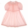 "<img src=""https://p11.secure.hostingprod.com/@grammies-attic.com/ssl/images/blue-sold-1.gif""> Polly Flinders Pink Dotted Smocked Dress with Lace Collar"