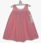 NEW Royal Kidz Red Checked Sleeveless Gown