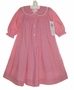 "<img src=""http://site.grammies-attic.com/images/blue-sold-1.gif""> NEW Royal Kidz Red Checked Long Sleeved Gown/Robe"