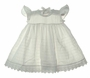 NEW Hearts Delight Vintage Style Pintucked Pinafore Slip Dress with Angel Sleeves