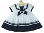 "<img src=""https://p11.secure.hostingprod.com/@grammies-attic.com/ssl/images/blue-sold-1.gif""> NEW Sarah Louise White and Navy Sailor Dress"