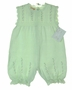 "<img src=""https://p11.secure.hostingprod.com/@grammies-attic.com/ssl/images/blue-sold-1.gif""> NEW Petit Ami Pale Green Delicate Cotton Knit Sleeveless Bubble with Embroidered Pink Rosebuds"