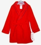 "<img src=""https://p11.secure.hostingprod.com/@grammies-attic.com/ssl/images/blue-sold-1.gif""> NEW Red Flannel Robe with Plaid Piping"