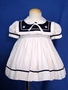 "<img src=""https://p11.secure.hostingprod.com/@grammies-attic.com/ssl/images/blue-sold-1.gif""> Carriage Boutiques White Smocked Sailor Dress"
