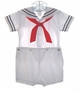 "<img src=""https://p11.secure.hostingprod.com/@grammies-attic.com/ssl/images/blue-sold-1.gif""> C.I. Castro Boy's White Button On Sailor Suit"