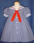 "<img src=""https://p11.secure.hostingprod.com/@grammies-attic.com/ssl/images/blue-sold-1.gif""> C. I. Castro Classic Navy Checked Sailor Dress"