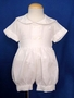 "<img src=""https://p11.secure.hostingprod.com/@grammies-attic.com/ssl/images/blue-sold-1.gif""> Boy's Heirloom Style White Sailor Suit with Knickers"