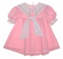 "<img src=""https://p11.secure.hostingprod.com/@grammies-attic.com/ssl/images/blue-sold-1.gif""> Sweet Little Bit Pink Sailor Dress with White Collar for Baby and Toddler Girls"