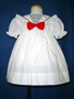 "<img src=""https://p11.secure.hostingprod.com/@grammies-attic.com/ssl/images/blue-sold-1.gif""> Petit Ami White Sailor Dress with Ruffled Collar for Baby Girls"
