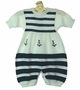 "<img src=""https://p11.secure.hostingprod.com/@grammies-attic.com/ssl/images/blue-sold-1.gif"">NEW Sophie Dess Navy and White Striped Knit Sailor Romper"