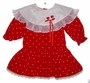 "<img src=""https://p11.secure.hostingprod.com/@grammies-attic.com/ssl/images/blue-sold-1.gif""> Red Velvet Heart Print Toddler Dress with White Organdy Collar"