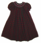 "<img src=""https://p11.secure.hostingprod.com/@grammies-attic.com/ssl/images/blue-sold-1.gif""> Rosalina Red and Green Plaid Toddlers Smocked Bishop Dress"