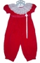 "<img src=""https://p11.secure.hostingprod.com/@grammies-attic.com/ssl/images/blue-sold-1.gif""> C I Castro Red Velvet Long Baby Bubble with Lace Collar"