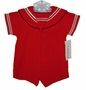 "<img src=""https://p11.secure.hostingprod.com/@grammies-attic.com/ssl/images/blue-sold-1.gif""> NEW Samara Red Velvet Sailor Suit with Front Zipper"