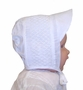"<img src=""https://p11.secure.hostingprod.com/@grammies-attic.com/ssl/images/blue-sold-1.gif""> NEW Rosalina White Smocked Hat for Baby Boys"