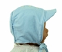 NEW Blue Corduroy Hat with Button Trim