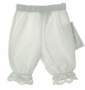 NEW Chabre Battenburg Lace Trimmed Pantaloons